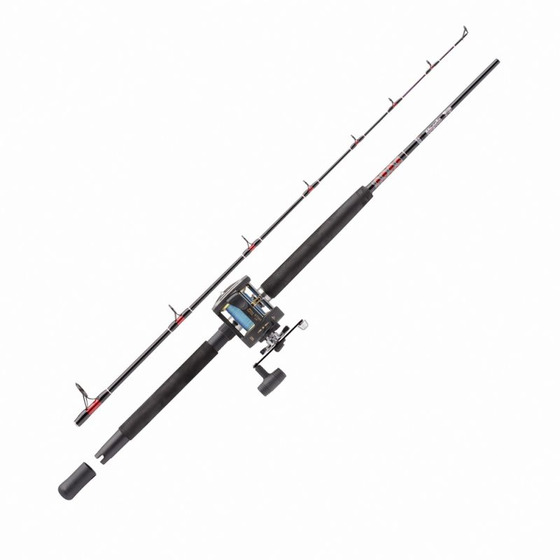Abu Garcia Muscle Tip 2 Sections