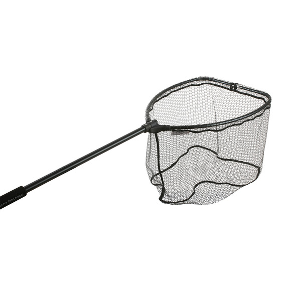 Mikado Landing Netwith Rubber Net And Folding Frame