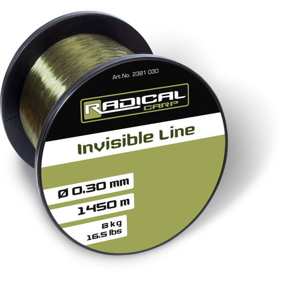 Radical Invisible Line