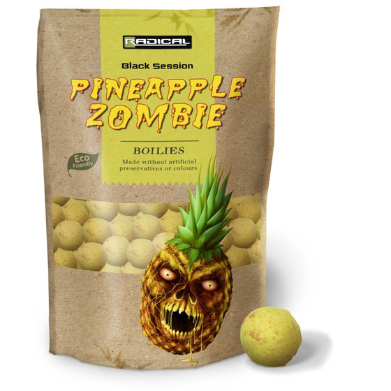 Radical Pineapple Zombie Boilie