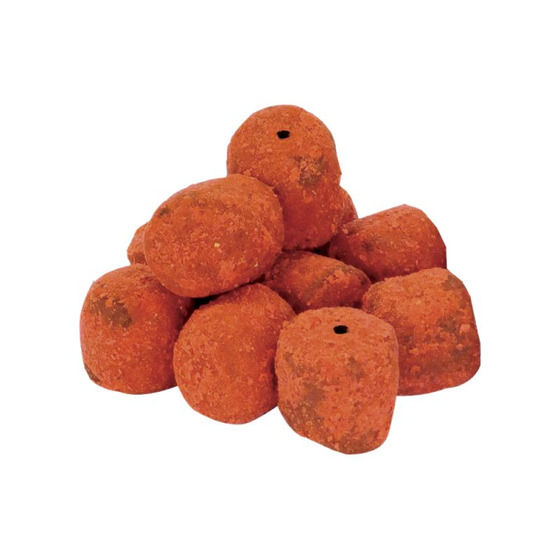 Reactor Baits Hole Pellet Strawberry Red Fluo