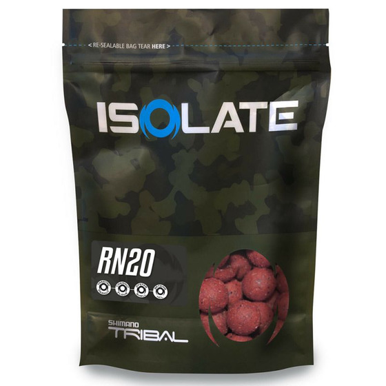 Shimano Isolate RN20 Boilies 15 mm