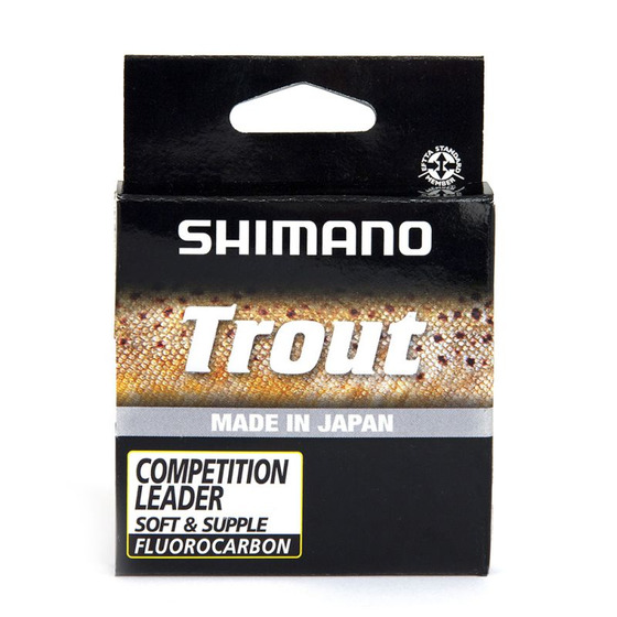 Shimano Trout Competition Fluorocarbon 50 m