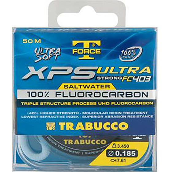 Trabucco XPS Ultra Strong Saltwater T-Force