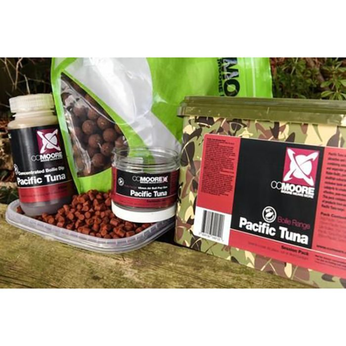 CC Moore Pacific Tuna Session Pack - Pack