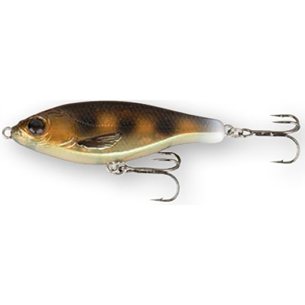 Savage Gear 3D Roach Jerkster - 11.5 cm - 37 g - Ghost Goby