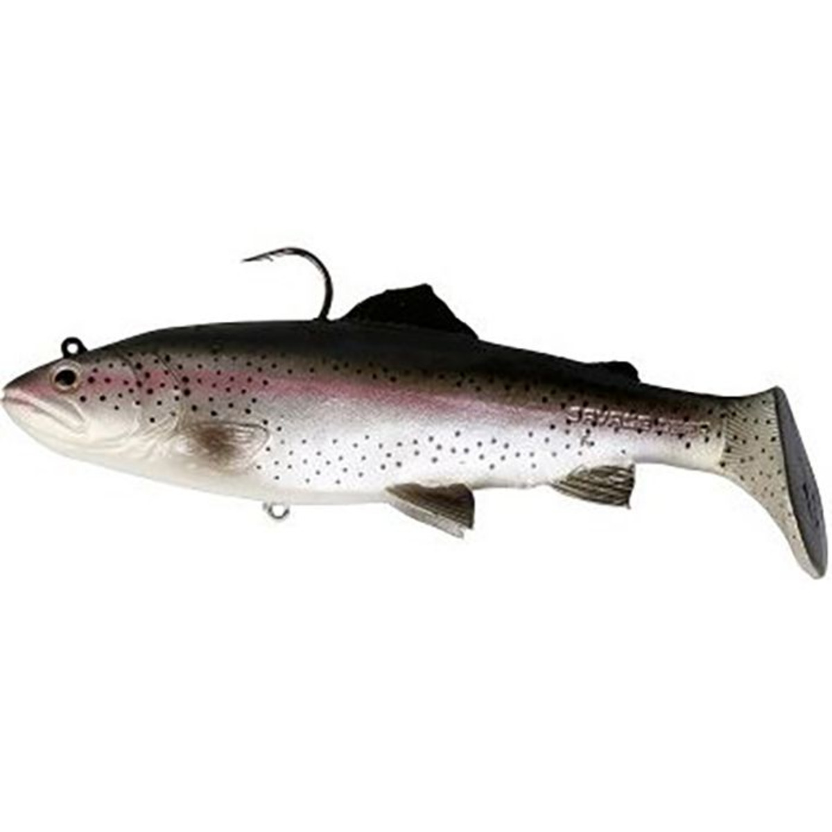 Savage Gear 3D Trout Rattle Shad - 12.5 cm - 35 g - Rainbow Trout