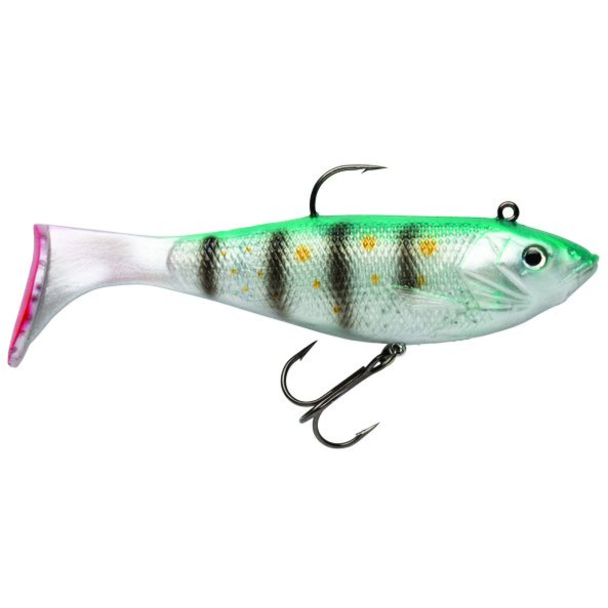 Storm Suspending Wild Tail Shad - 15 cm - 44 g - Green Cloud