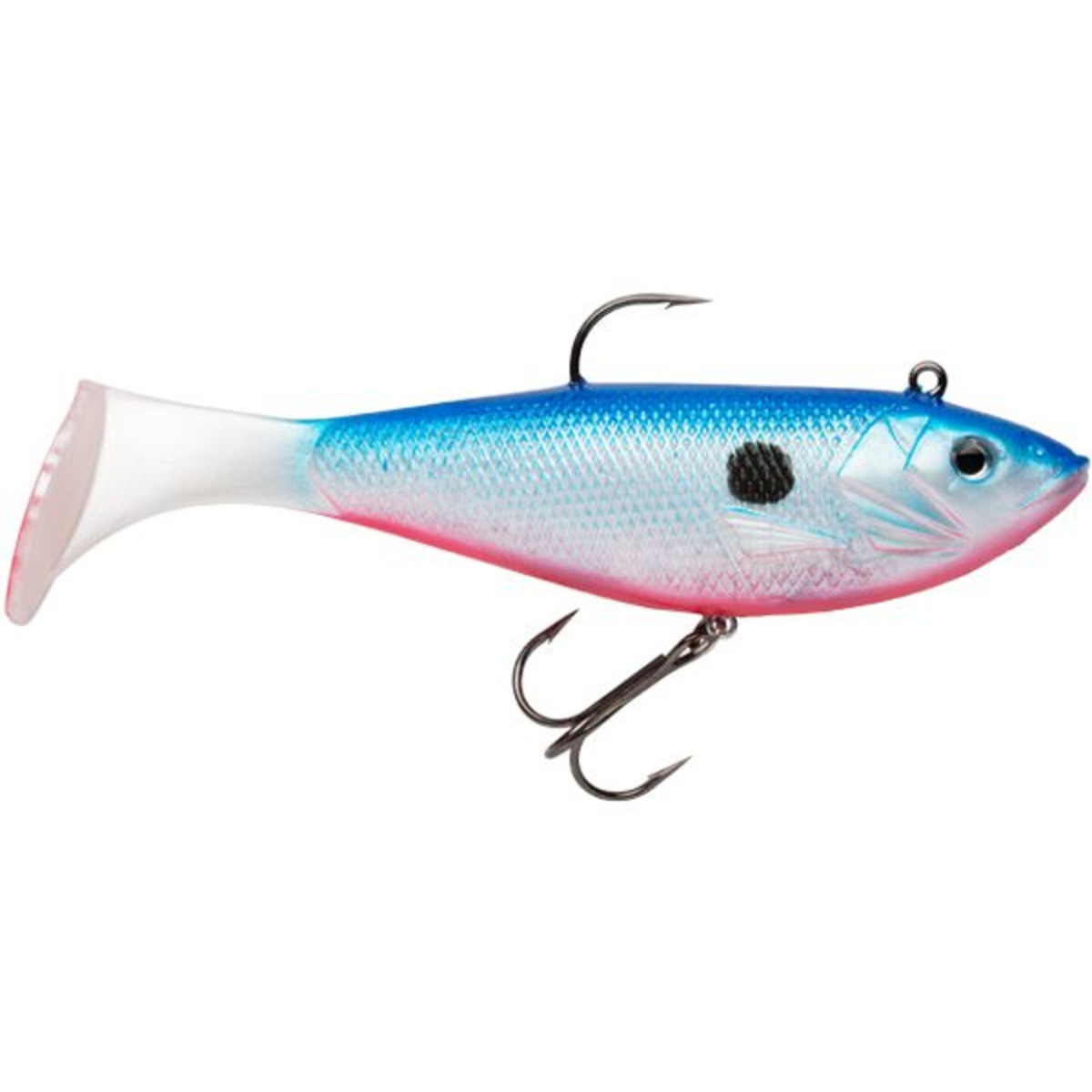 Storm Suspending Wild Tail Shad - 15 cm - 44 g - Red Belly Shad