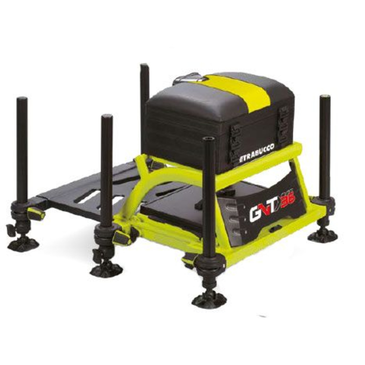 Trabucco Seatbox Gnt-X36 Station - Lime
