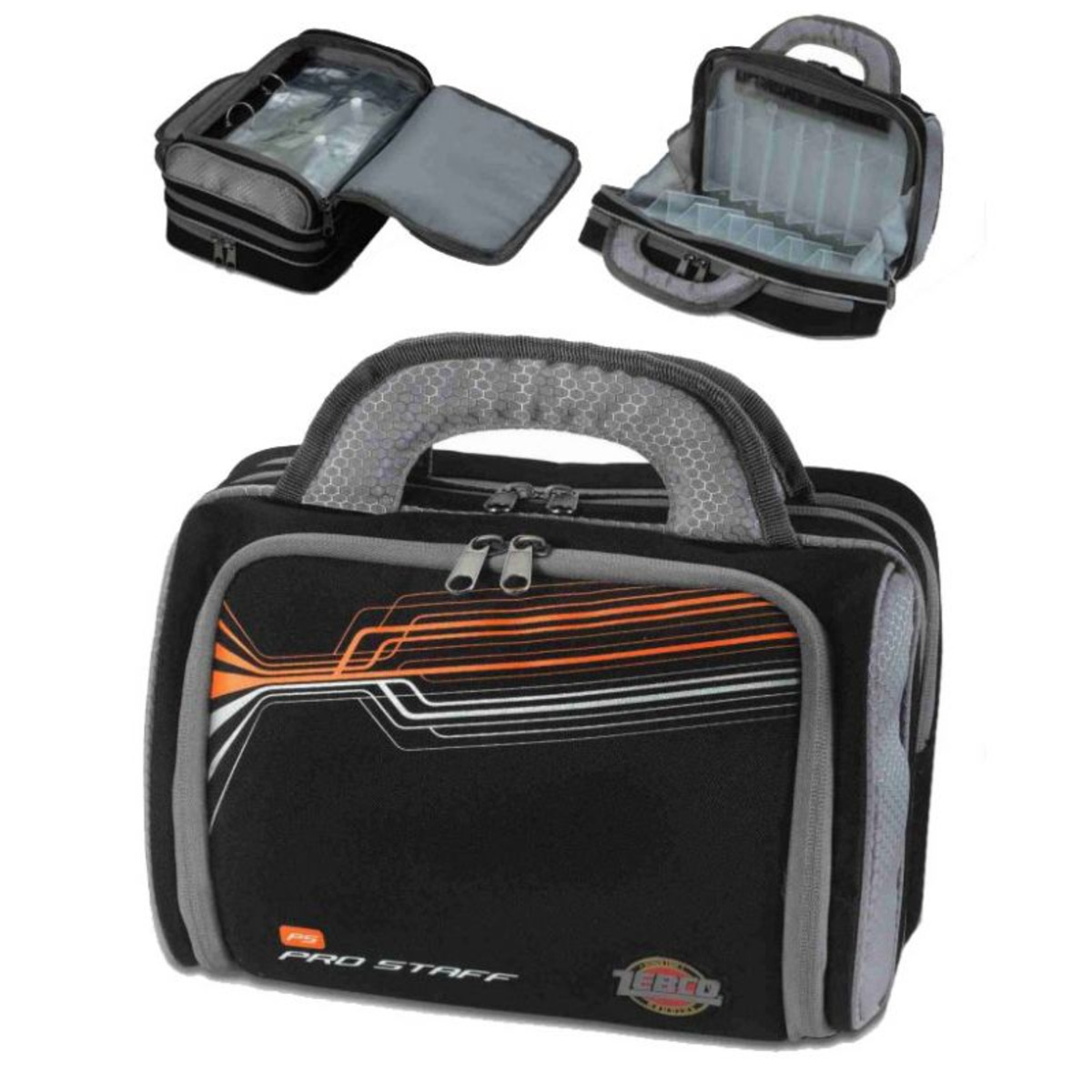 Zebco Pro Staff Rig and Lure Bag - 30x16x20 cm