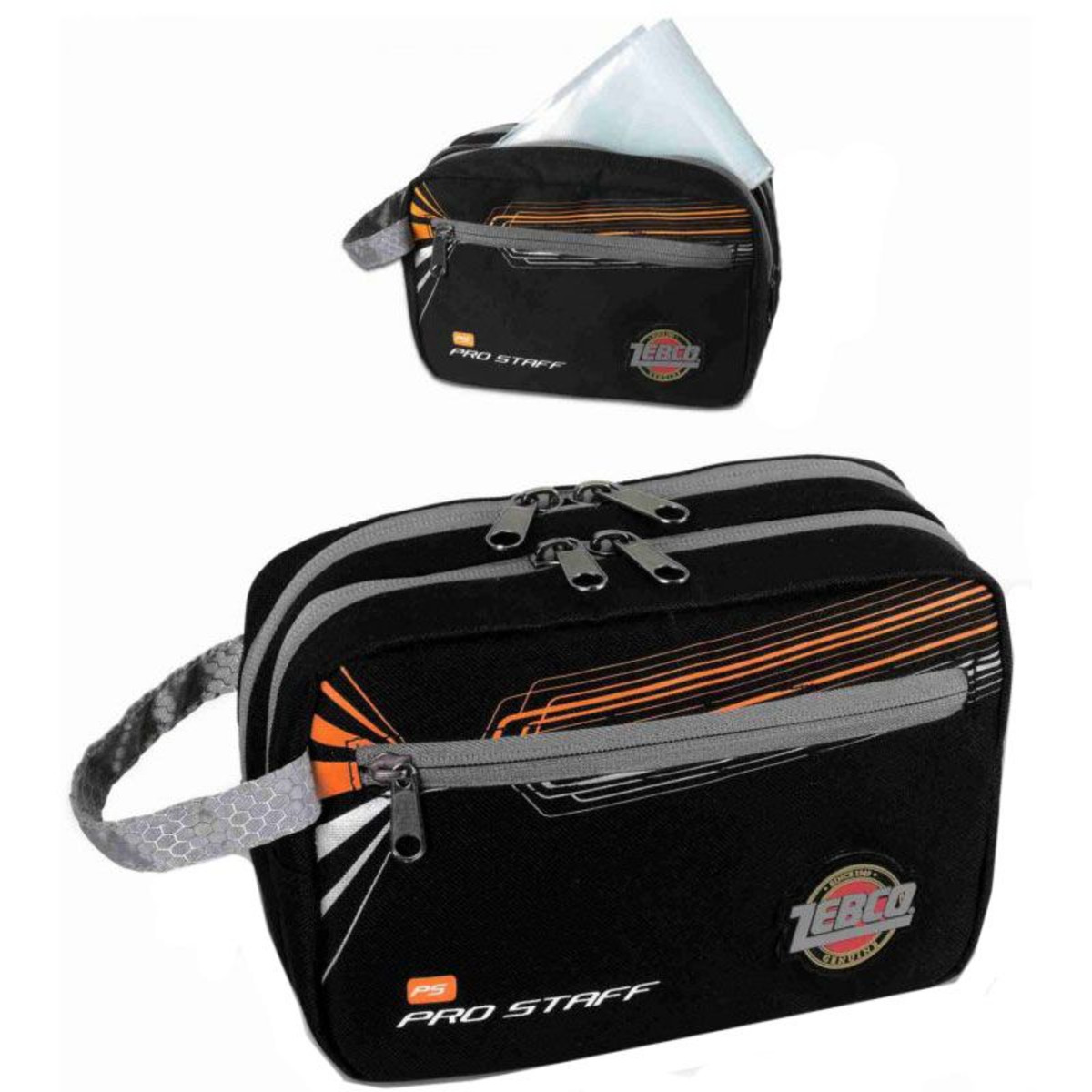 Zebco Pro Staff Rig and Tool Bag - 21x14x7 cm